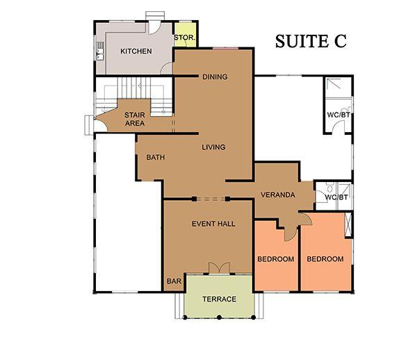 suite c